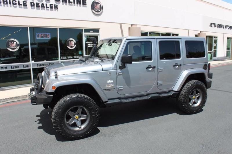 Used-2013-Jeep-Wrangler-Unlimited-Sahara-4X4-Modified-4X4