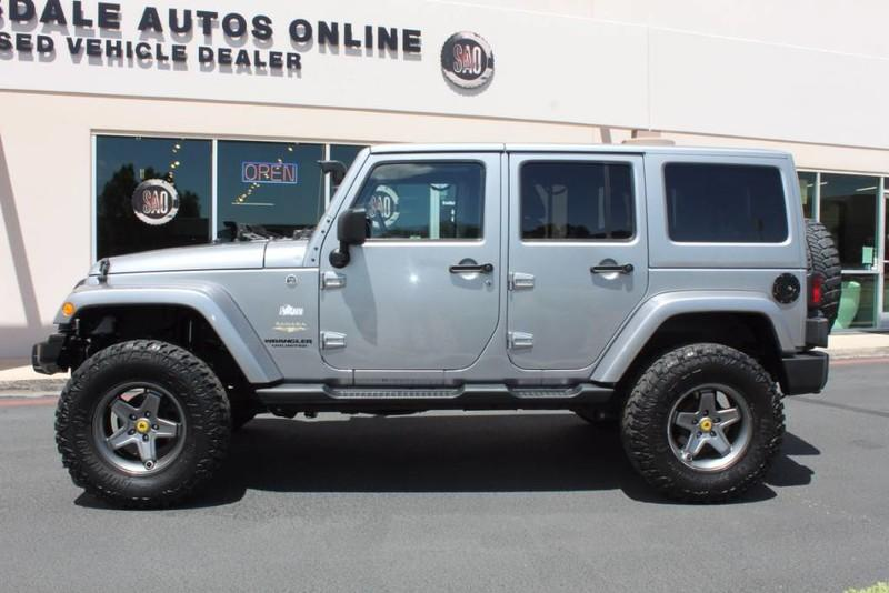 Used-2013-Jeep-Wrangler-Unlimited-Sahara-4X4-Modified-Wagoneer