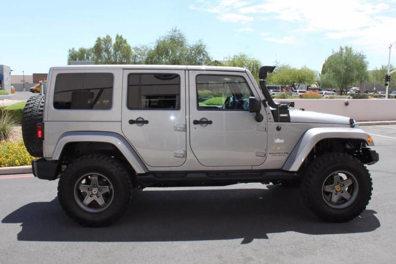 Used-2013-Jeep-Wrangler-Unlimited-Sahara-4X4-Modified-Mercedes-Benz