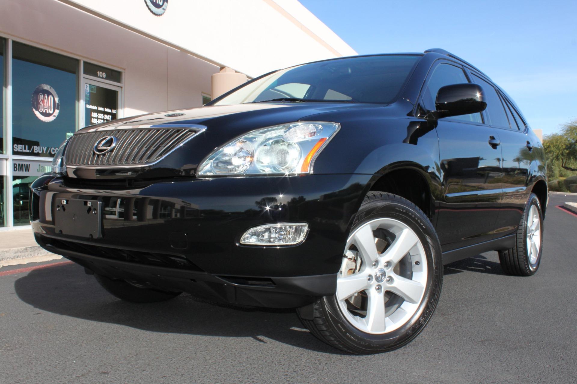 2004 lexus rx 330 stock p1184 for sale near scottsdale az az lexus dealer. Black Bedroom Furniture Sets. Home Design Ideas