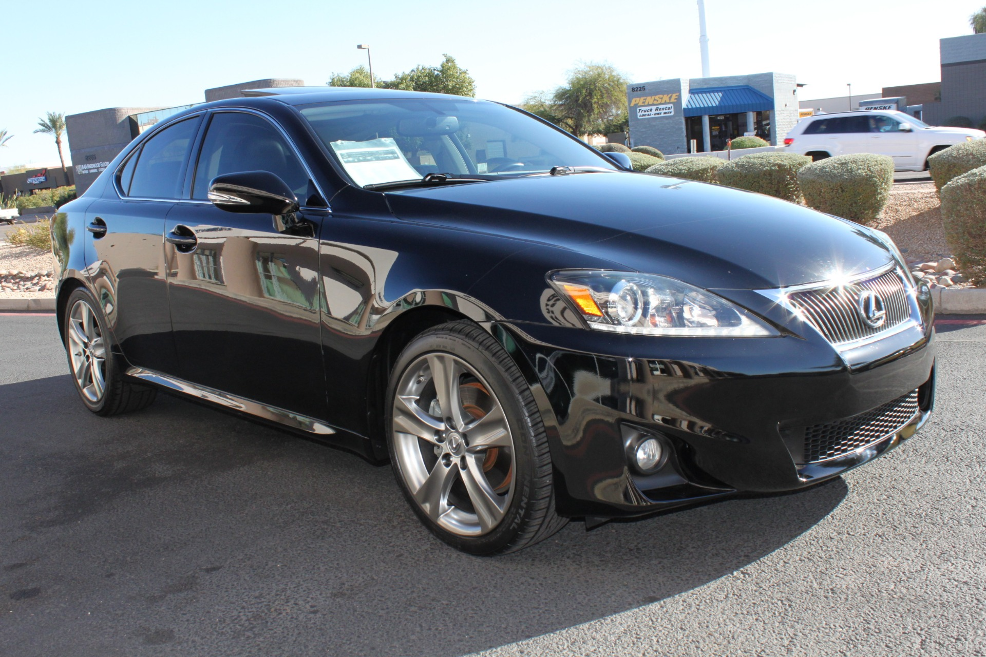 Used-2012-Lexus-IS-250-Mercedes-Benz