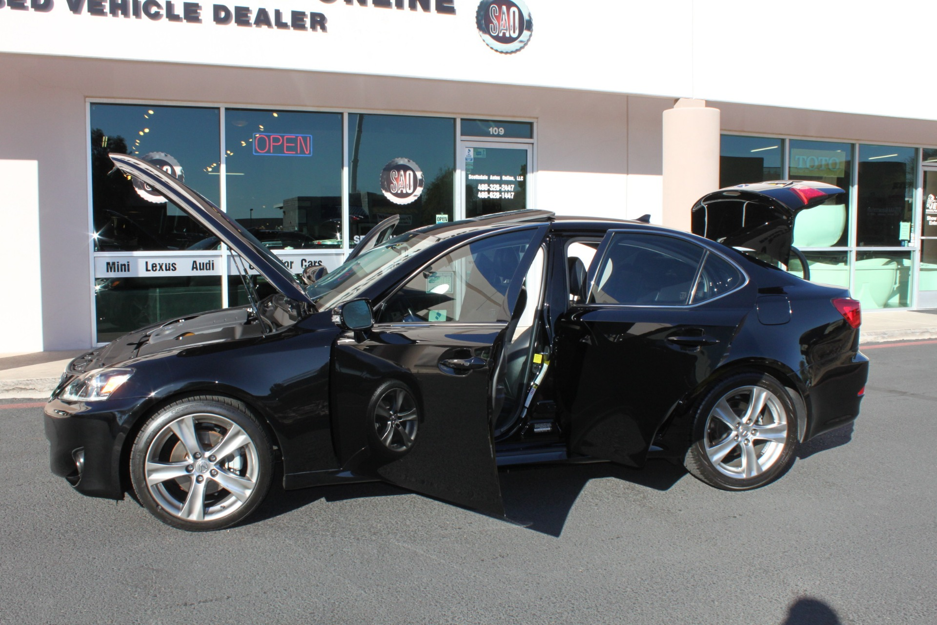 Used-2012-Lexus-IS-250-Alfa-Romeo