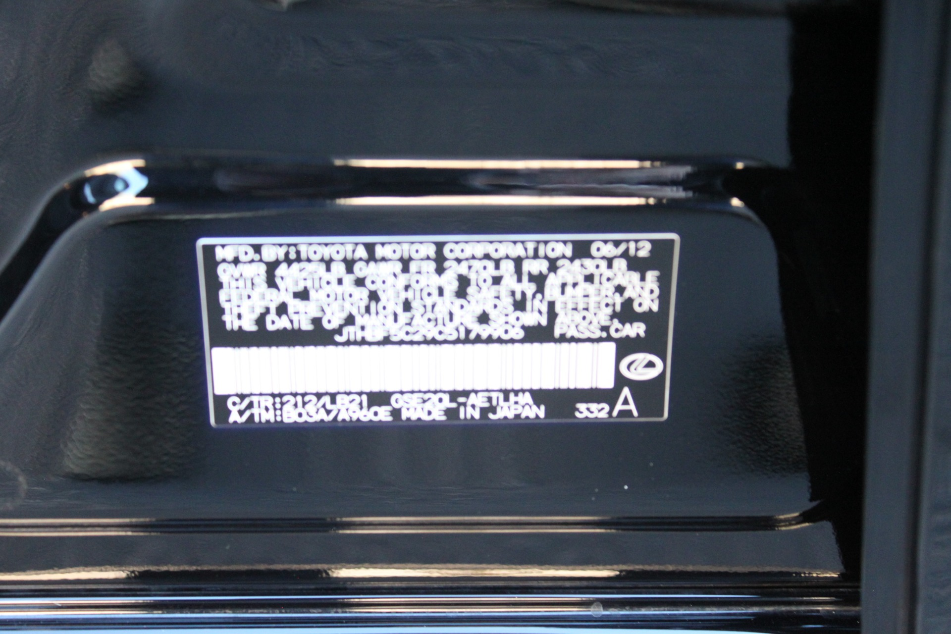 Used-2012-Lexus-IS-250-Land-Cruiser