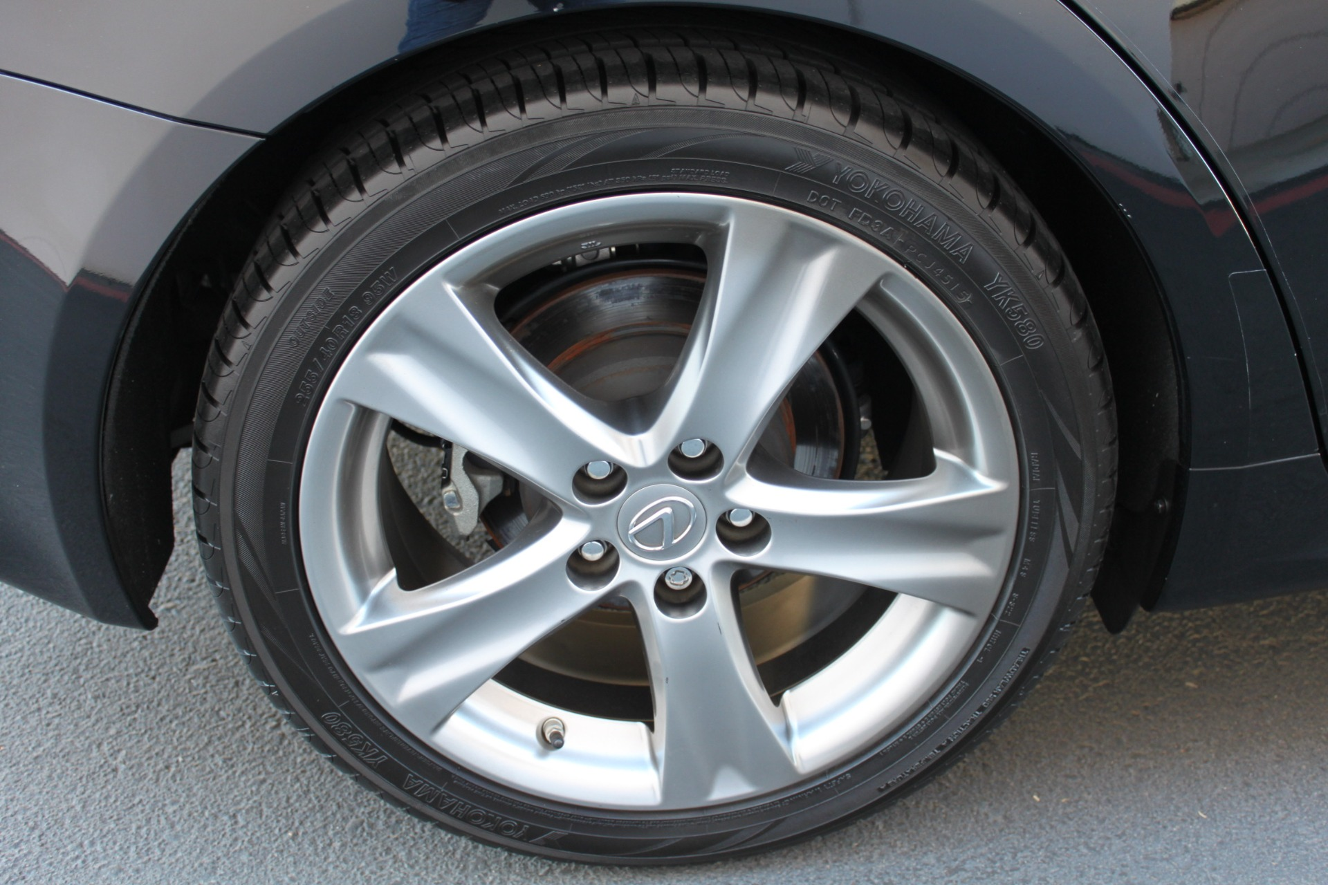 Used-2012-Lexus-IS-250-Fiat