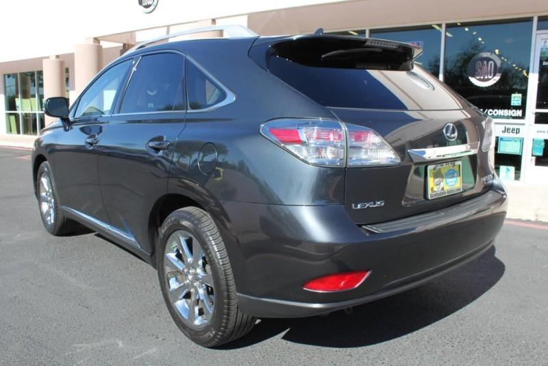 Used-2011-Lexus-RX-350-Grand-Wagoneer