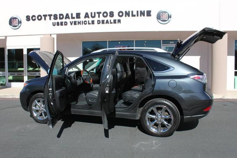 Used-2011-Lexus-RX-350-Land-Rover