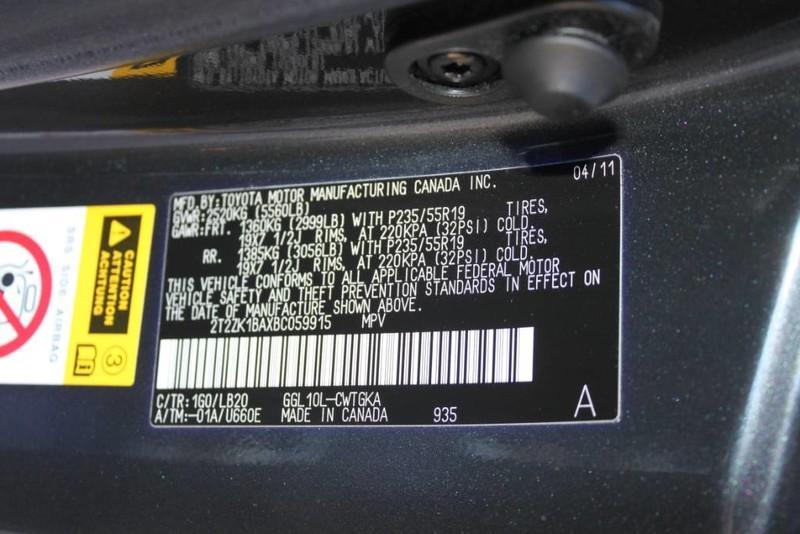 Used-2011-Lexus-RX-350-Porsche