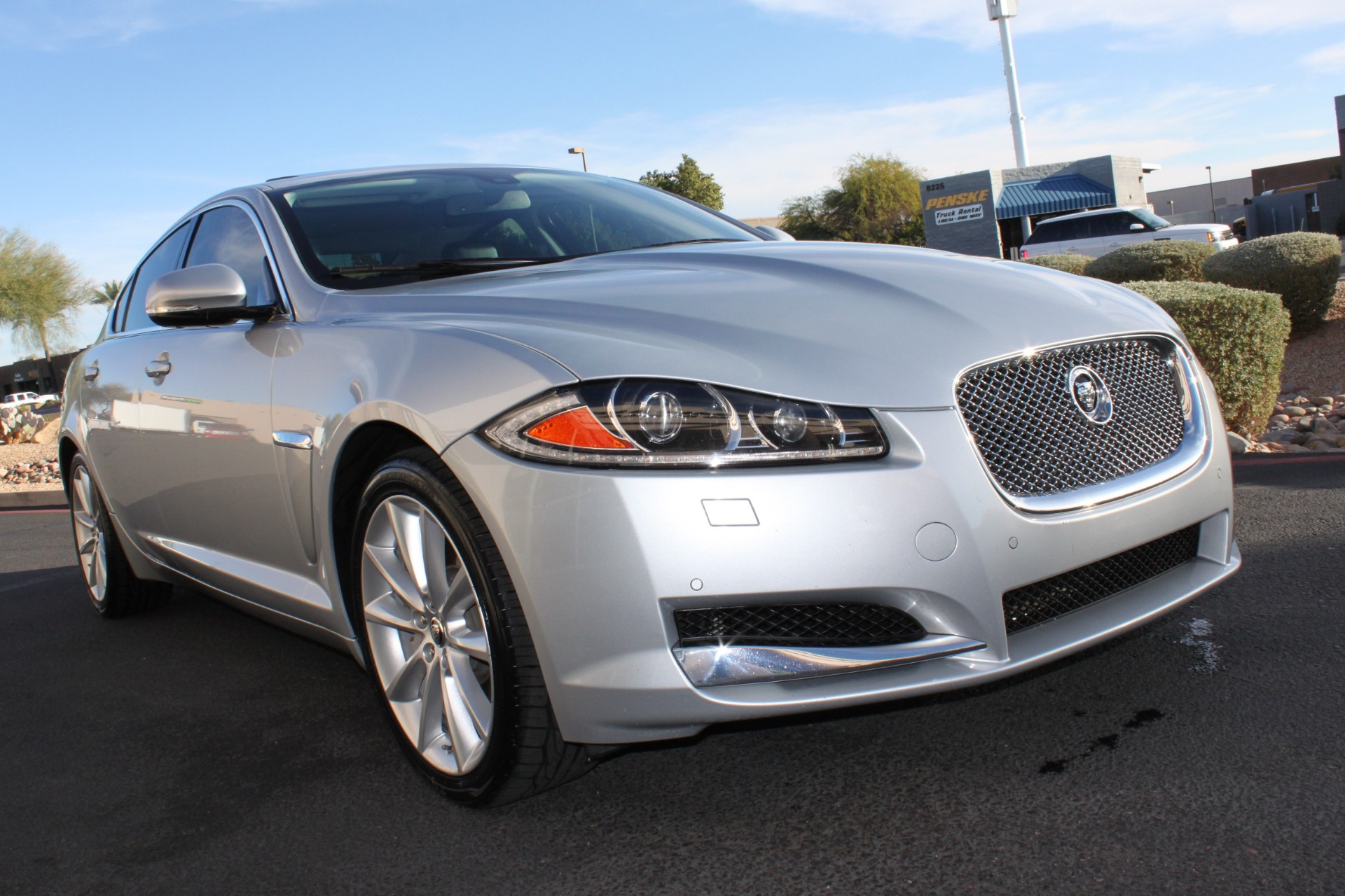 Used-2013-Jaguar-XF-I4-RWD-Mercedes-Benz