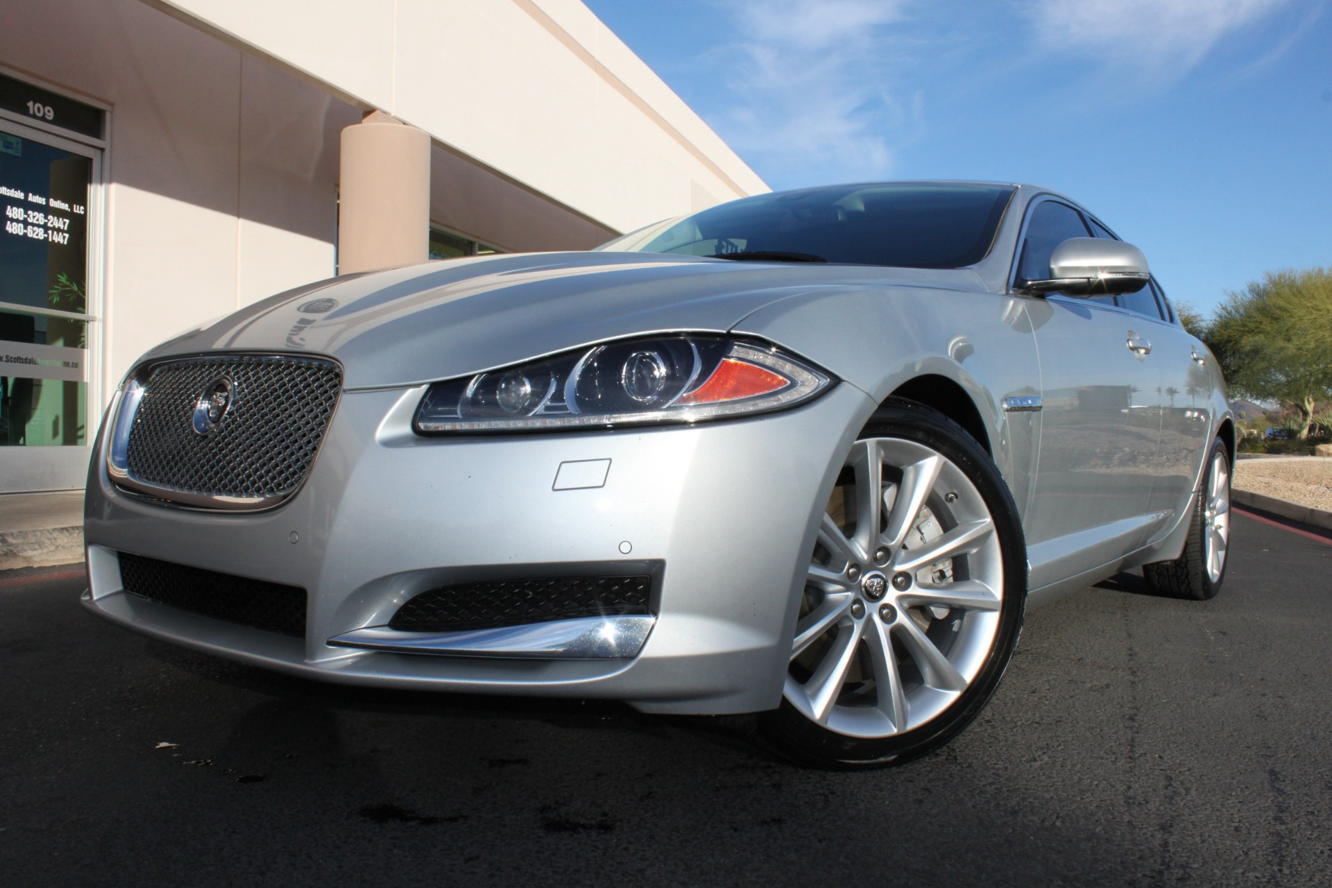 Used 2013 Jaguar XF <span>I4 RWD</span> | Scottsdale, AZ
