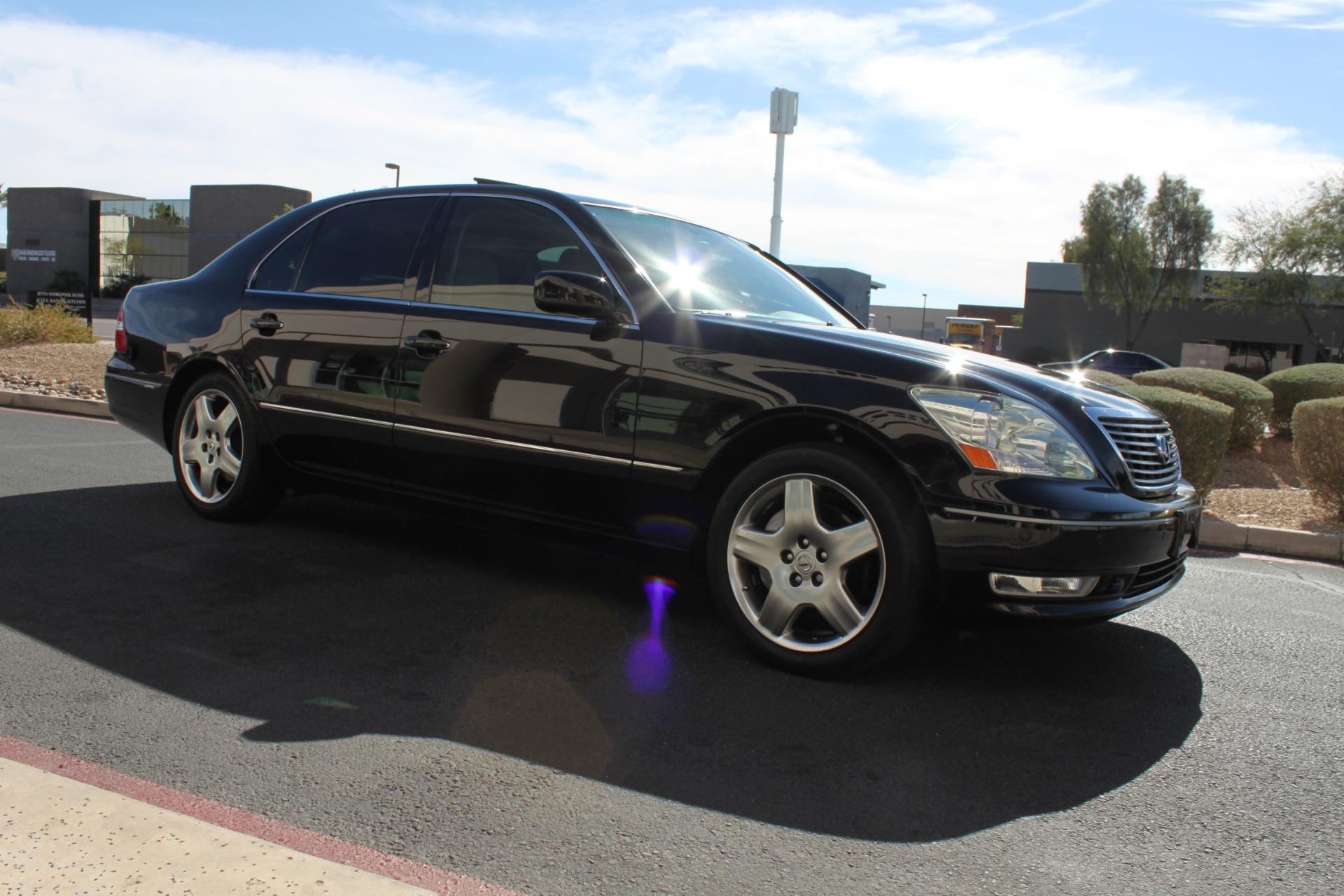 Used-2005-Lexus-LS-430-Chevrolet