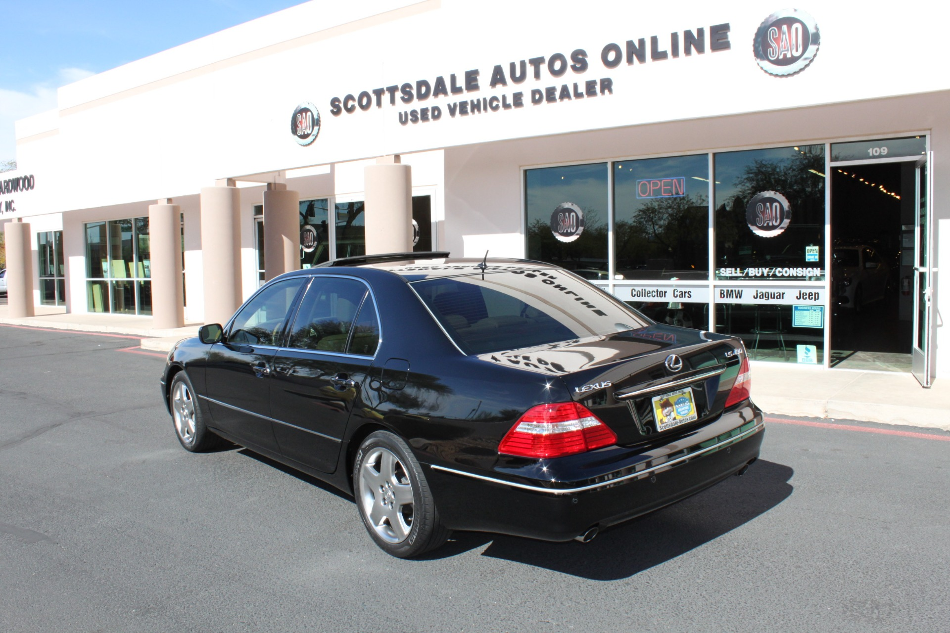 Used-2005-Lexus-LS-430-Dodge