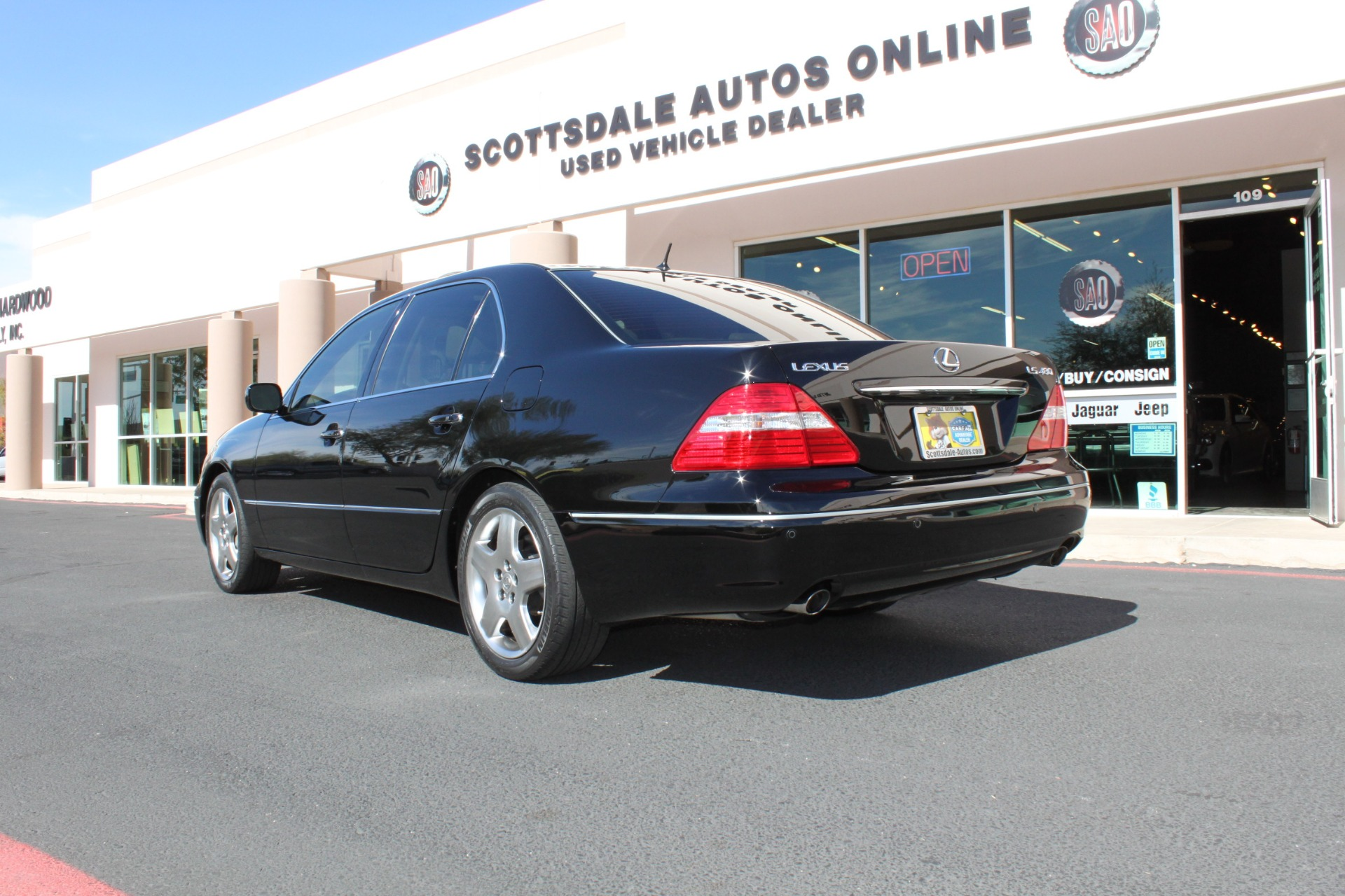 Used-2005-Lexus-LS-430-Chevelle