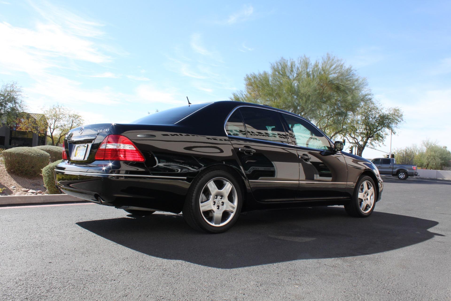 Used-2005-Lexus-LS-430-Fiat