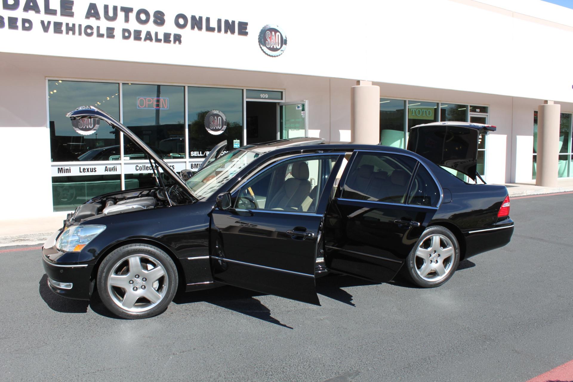 Used-2005-Lexus-LS-430-Alfa-Romeo