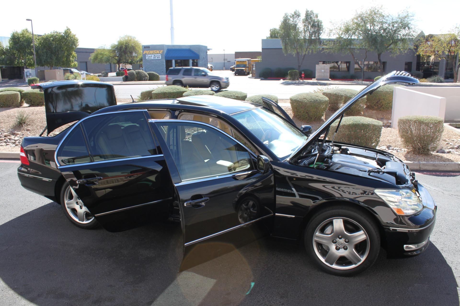 Used-2005-Lexus-LS-430-LS430