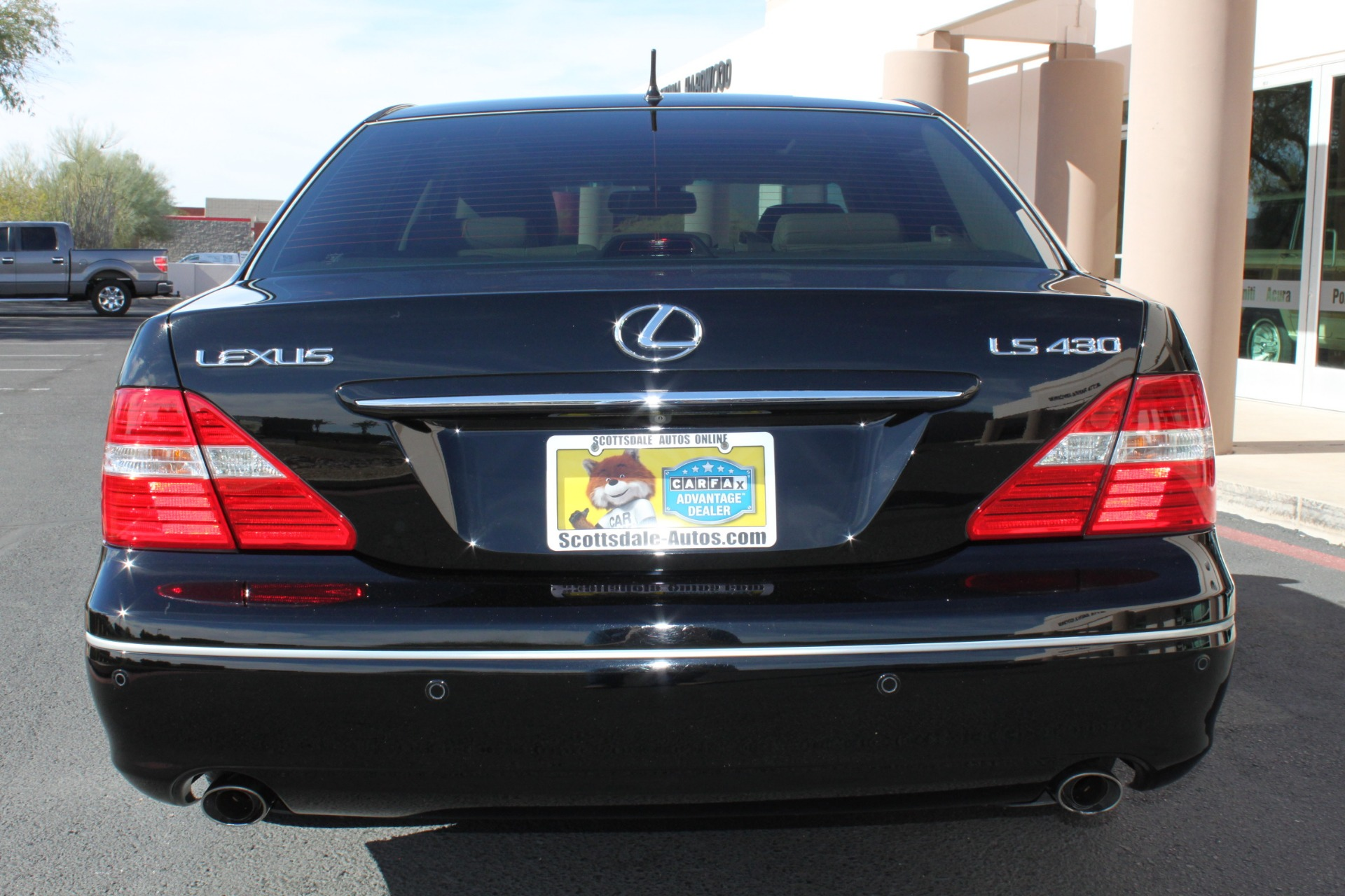2005 lexus ls 430 stock p1187 for sale near scottsdale. Black Bedroom Furniture Sets. Home Design Ideas
