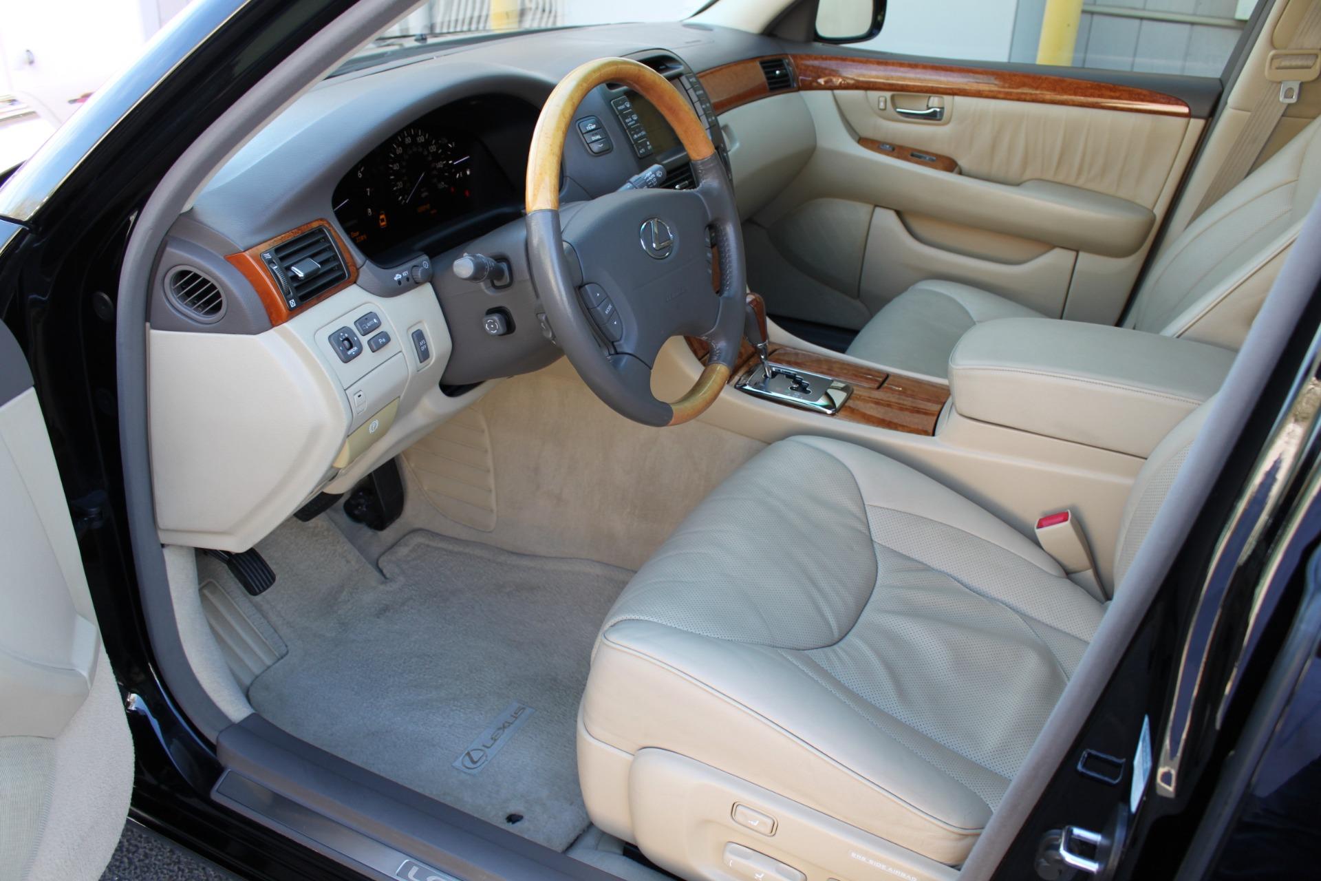 Used-2005-Lexus-LS-430-Collector