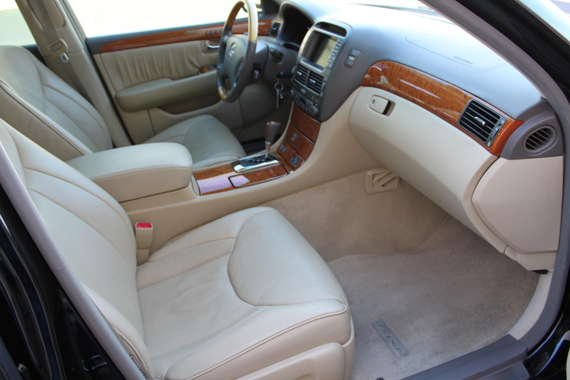 Used-2005-Lexus-LS-430-BMW