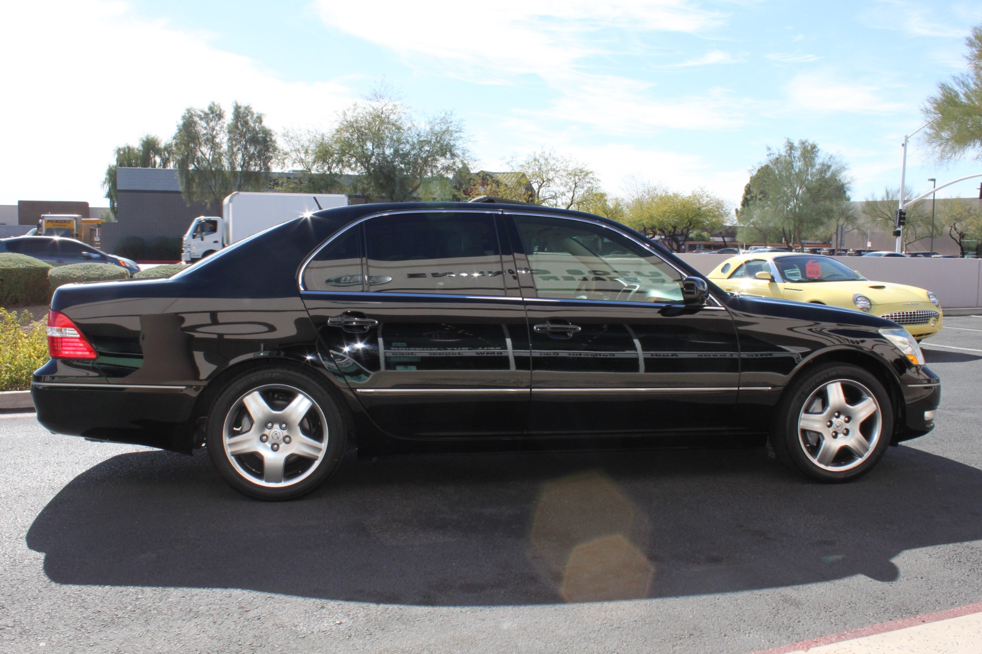 Used-2005-Lexus-LS-430-Mercedes-Benz