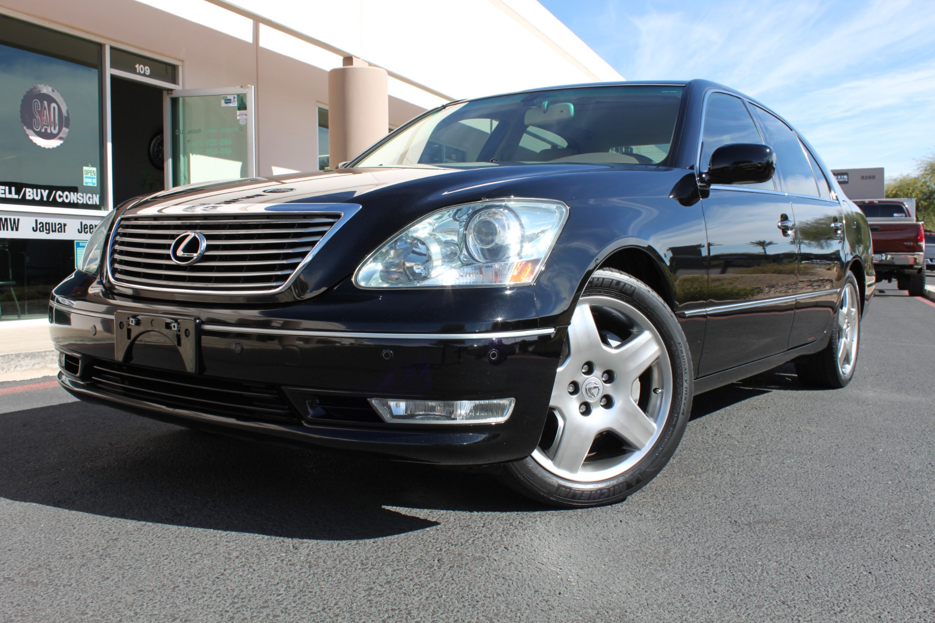 Used 2005 Lexus LS 430 <span></span> | Scottsdale, AZ
