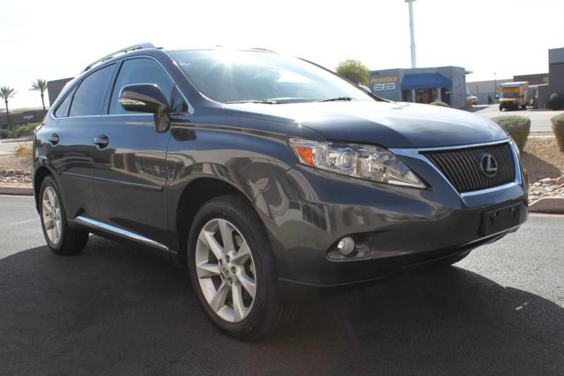 Used-2011-Lexus-RX-350-Mercedes-Benz