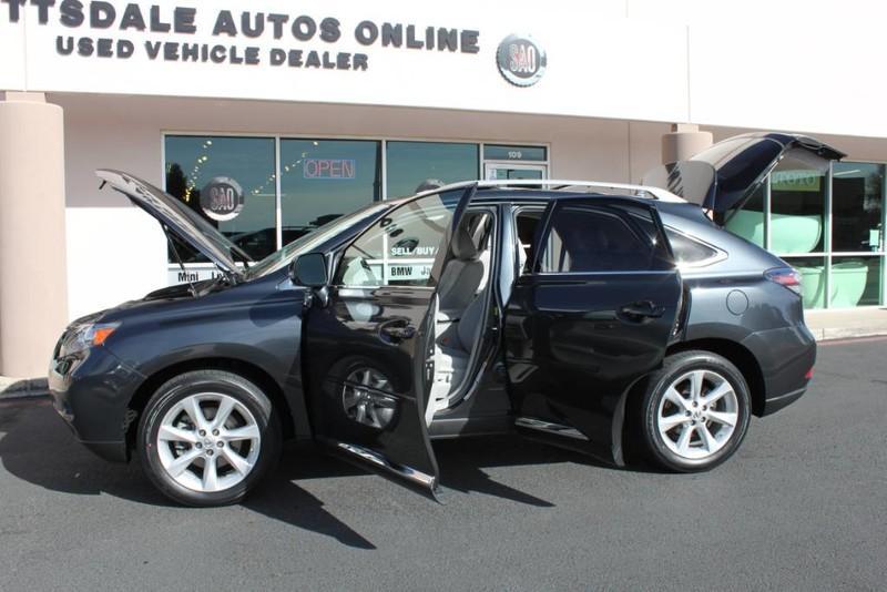 Used-2011-Lexus-RX-350-Chalenger