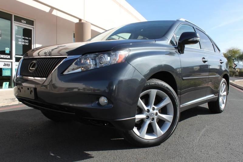 Used 2011 Lexus RX 350 <span></span> | Scottsdale, AZ