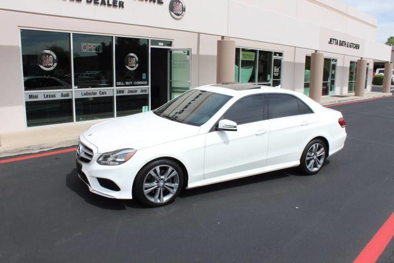 Used-2014-Mercedes-Benz-E-Class-E350-Sport-Audi