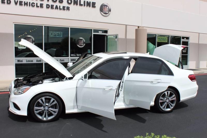 Used-2014-Mercedes-Benz-E-Class-E350-Sport-Chalenger