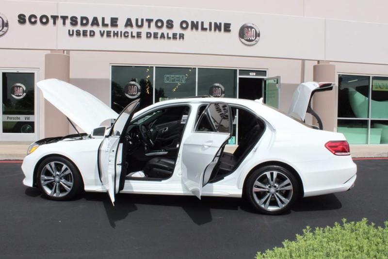 Used-2014-Mercedes-Benz-E-Class-E350-Sport-Porsche
