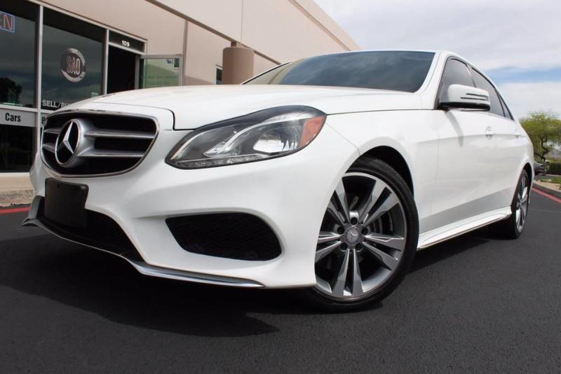 Used 2014 Mercedes-Benz E-Class <span>E350 Sport</span> | Scottsdale, AZ