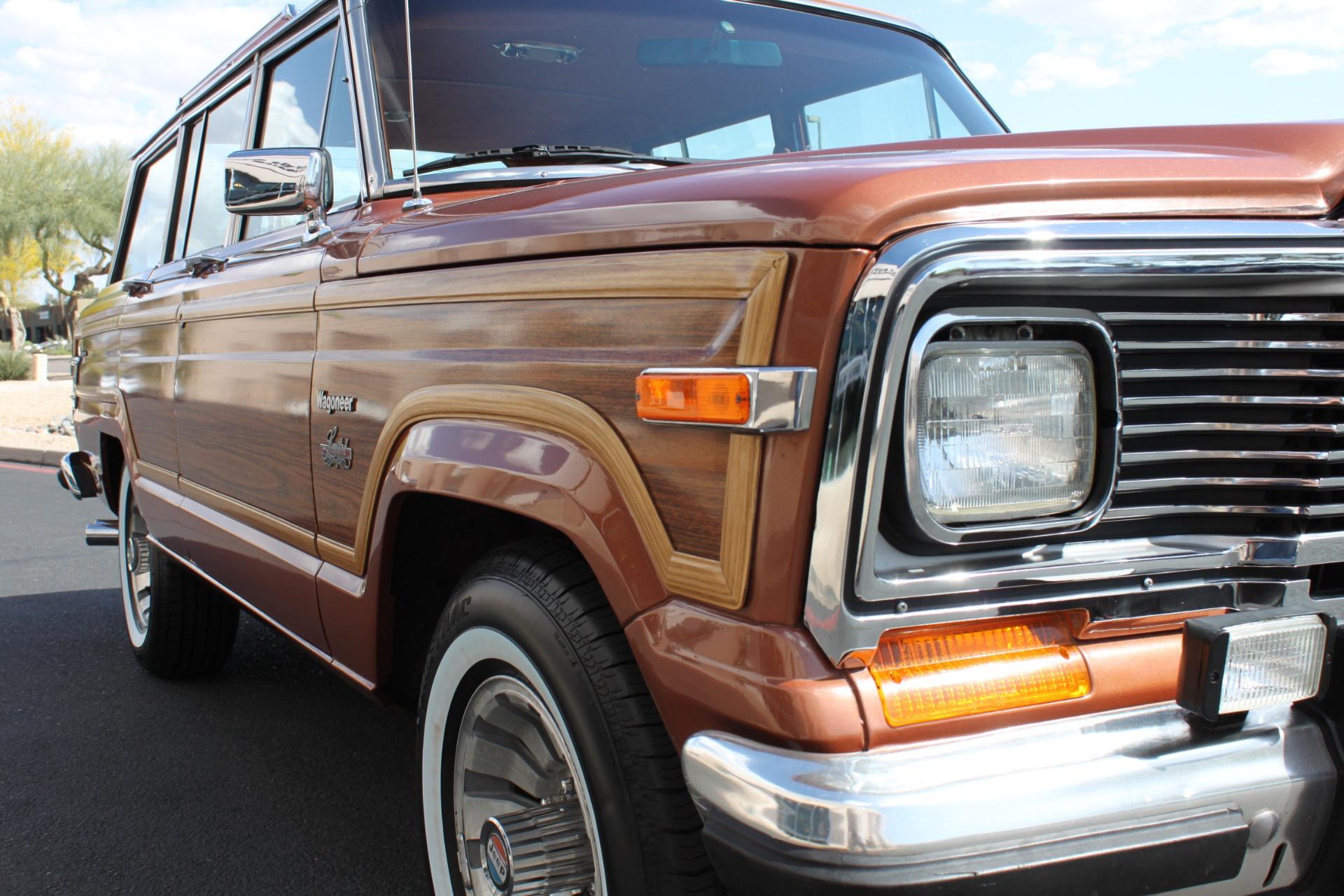 Used-1982-Jeep-Wagoneer-Limited-4WD-Dodge