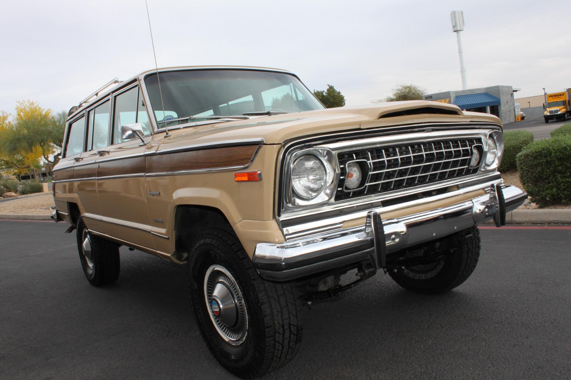 Used-1977-Jeep-Wagoneer-Brougham-Wrangler
