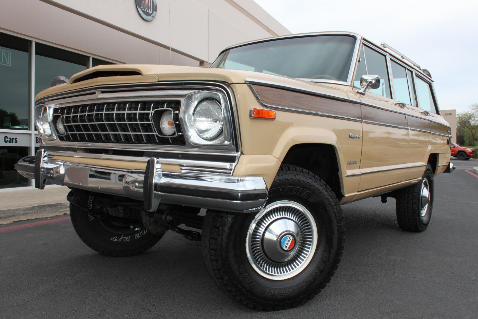 Used 1977 Jeep Wagoneer <span>Brougham</span> | Scottsdale, AZ
