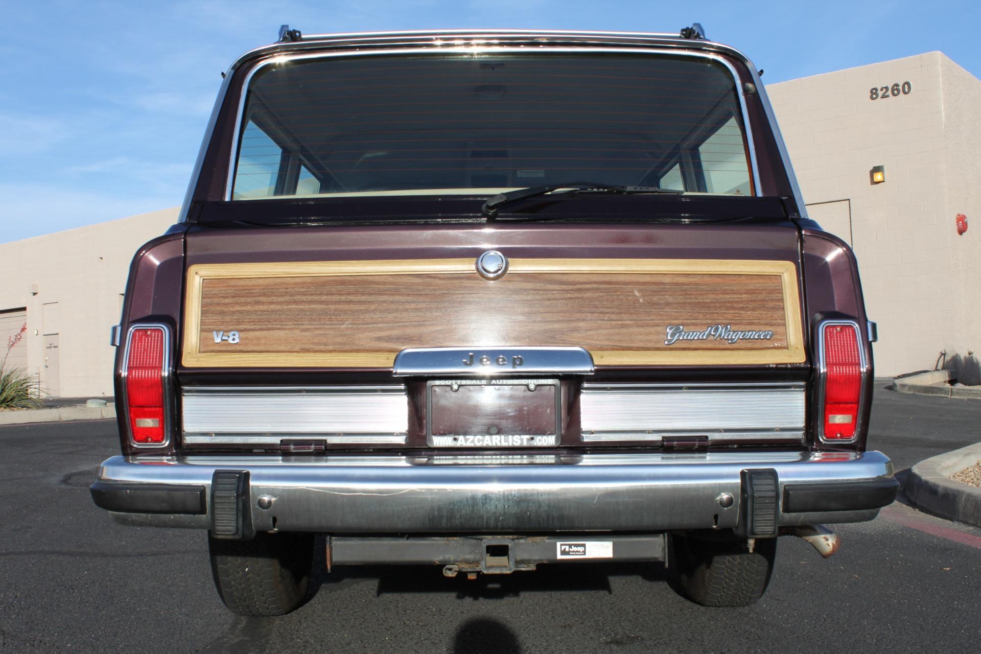 Used-1990-Jeep-Grand-Wagoneer-4X4-Mopar
