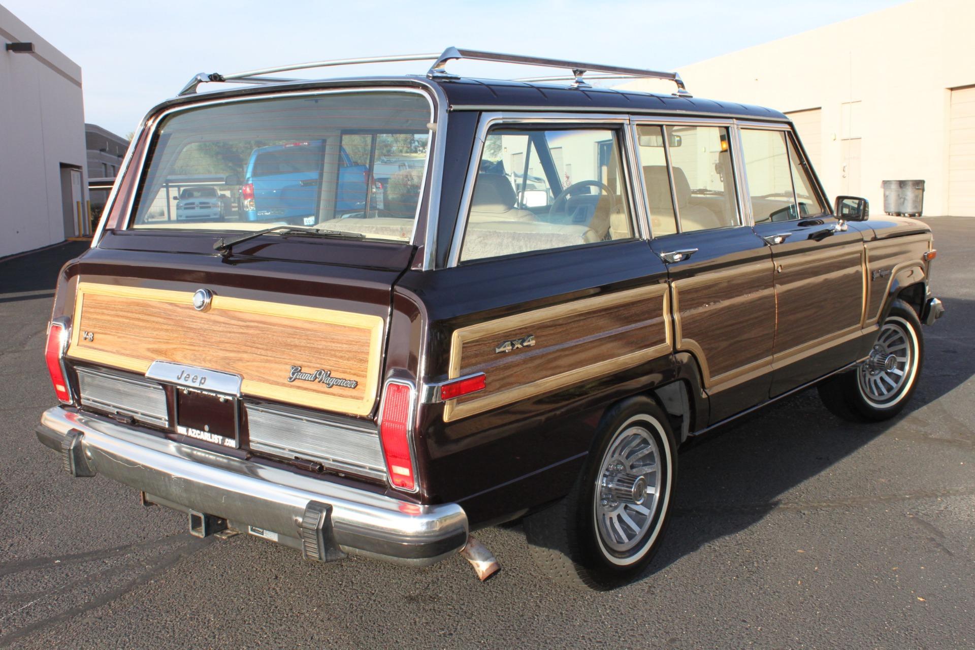 Used-1990-Jeep-Grand-Wagoneer-4X4-Chrysler