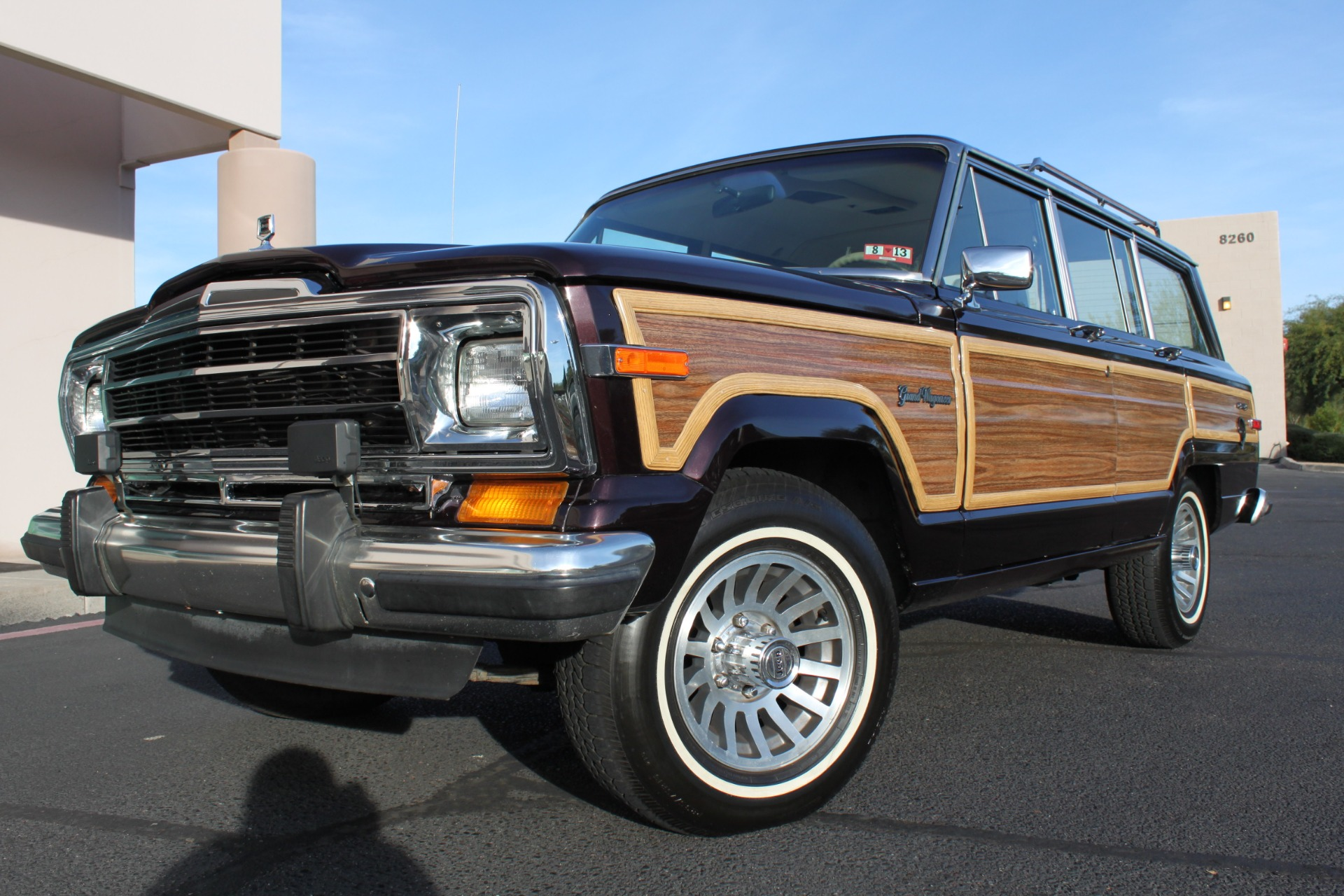 Used 1990 Jeep Grand Wagoneer 4X4 <span></span> | Scottsdale, AZ