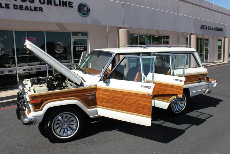 Used-1983-Jeep-Wagoneer-4WD-Limited-Camaro