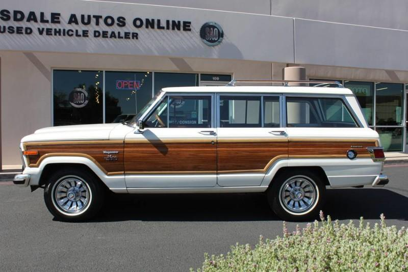 Used-1983-Jeep-Wagoneer-4WD-Limited-Wagoneer