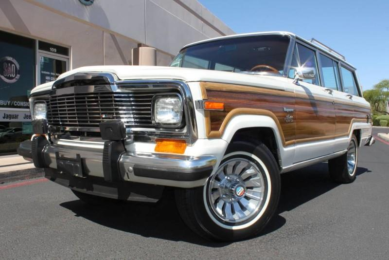 Used 1983 Jeep Wagoneer 4WD <span>Limited</span> | Scottsdale, AZ