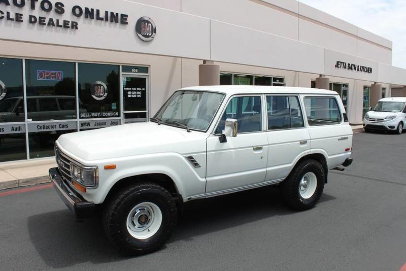 Used-1988-Toyota-Land-Cruiser-4X4-4X4