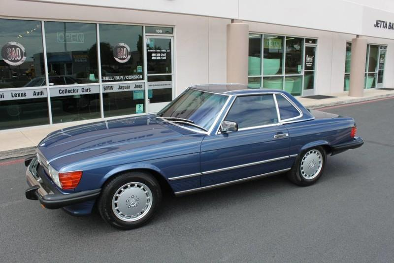 Used-1987-Mercedes-Benz-560-Series-560SL-Lexus
