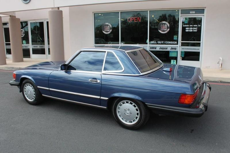 Used-1987-Mercedes-Benz-560-Series-560SL-Camaro