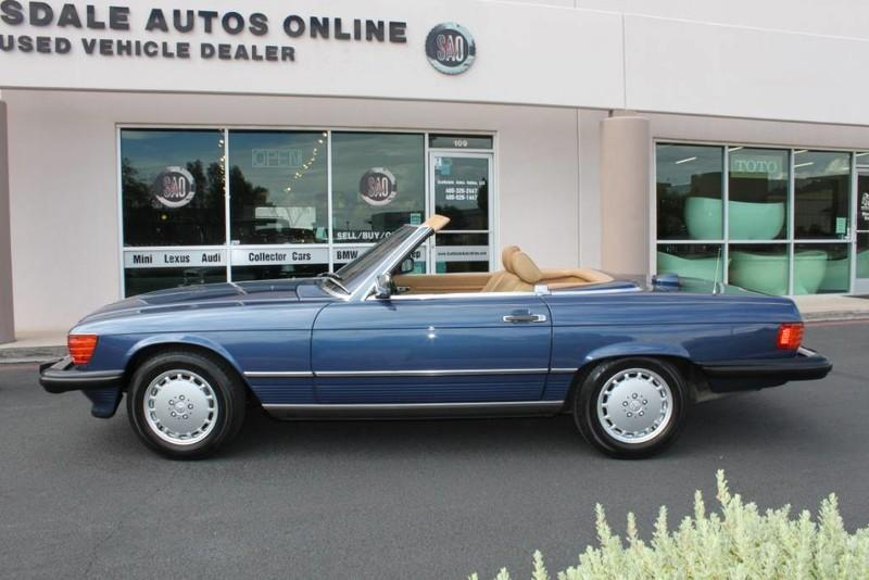 Used-1987-Mercedes-Benz-560-Series-560SL-Wagoneer