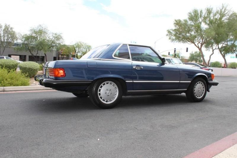 Used-1987-Mercedes-Benz-560-Series-560SL-Chalenger