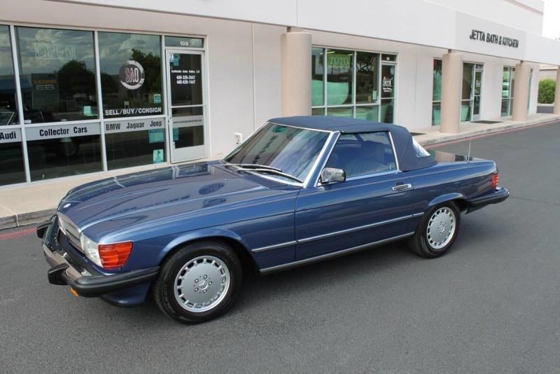 Used-1987-Mercedes-Benz-560-Series-560SL-Dodge