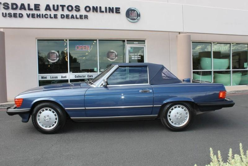 Used-1987-Mercedes-Benz-560-Series-560SL-Chevelle