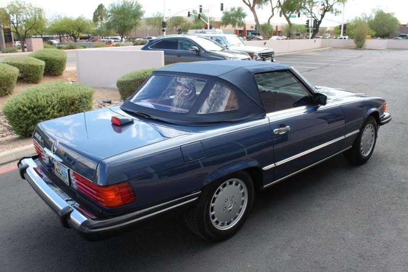 Used-1987-Mercedes-Benz-560-Series-560SL-Alfa-Romeo