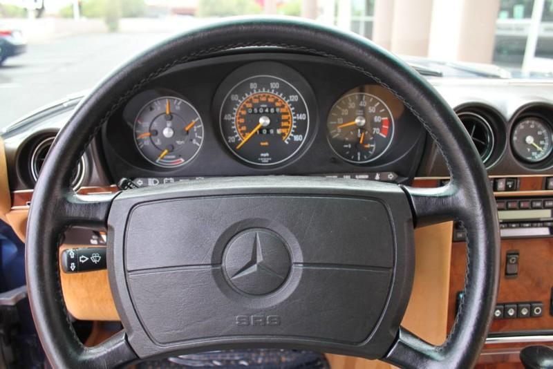 Used-1987-Mercedes-Benz-560-Series-560SL-Honda