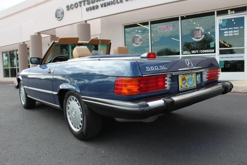 Used-1987-Mercedes-Benz-560-Series-560SL-Jeep